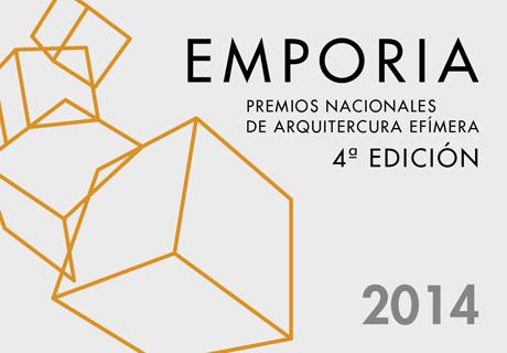 Premio nacional de arquitectura efímera 2014
