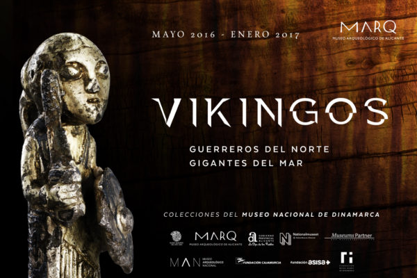 Vikings. Talk about the museographic project