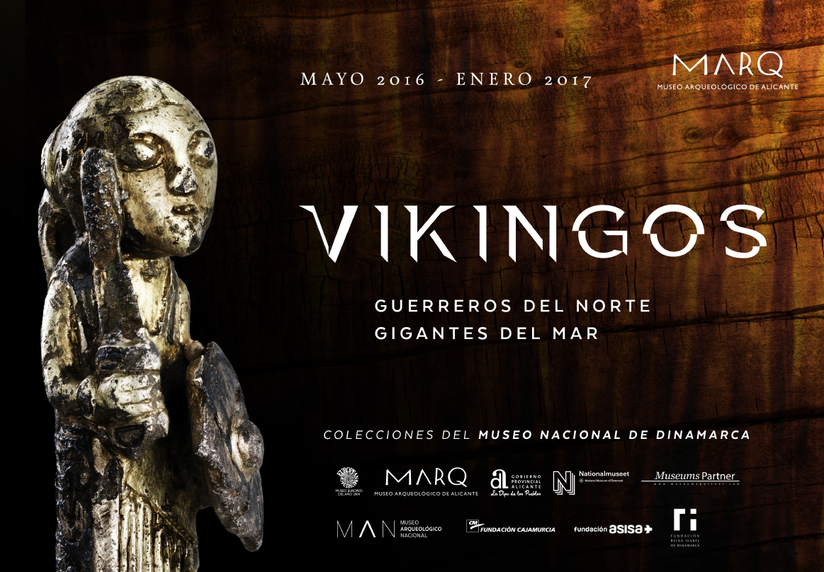 Vikings. Opening of the exhibition.