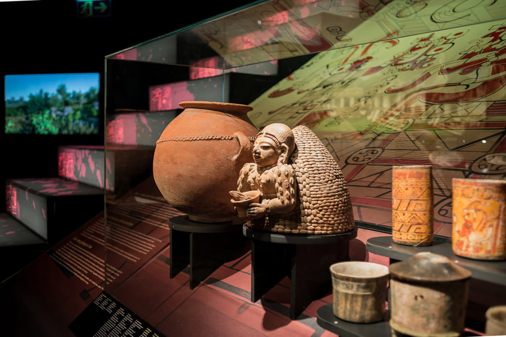 museography: museum methods
