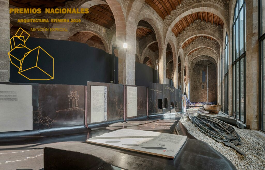 NATIONAL AWARDS FOR EPHEMERAL ARCHITECTURE 2019. Emporia selection.