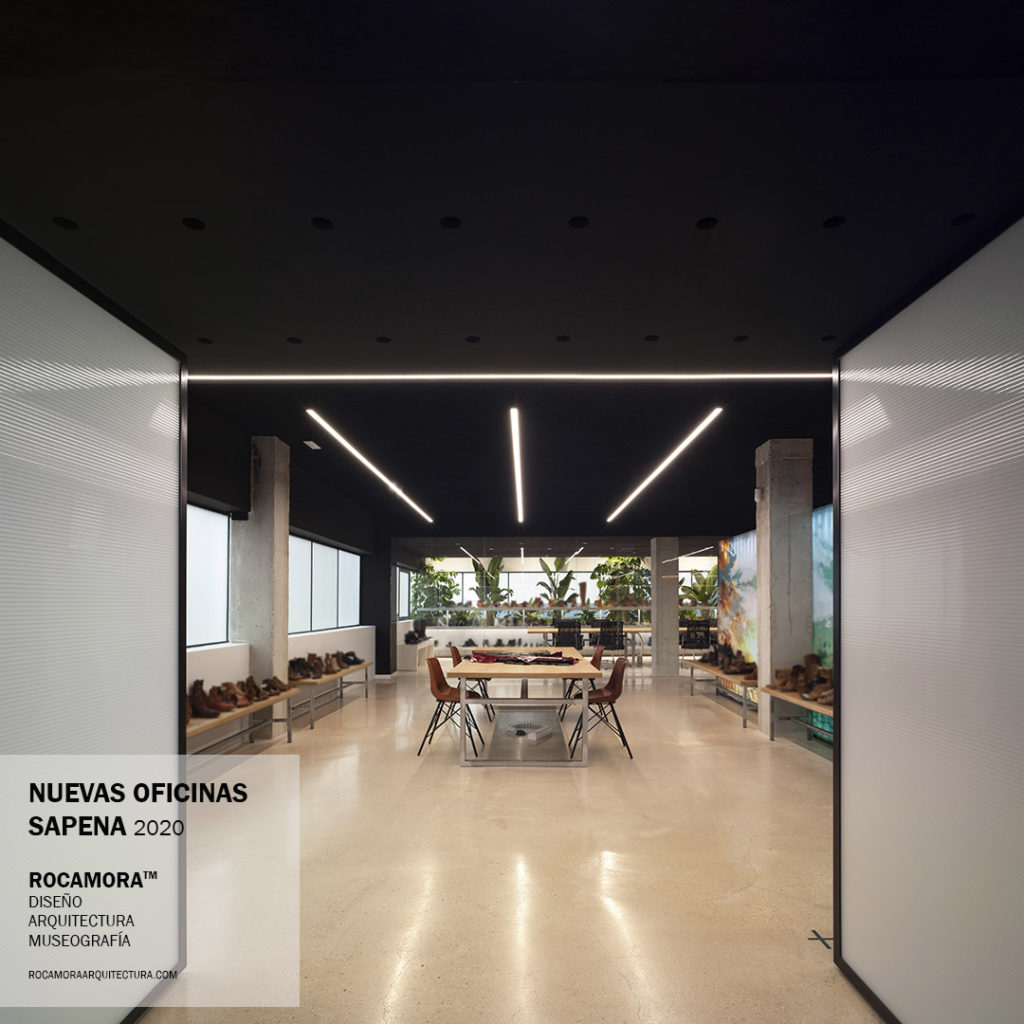 SAPENA FOOTWEAR - NEW OFFICES