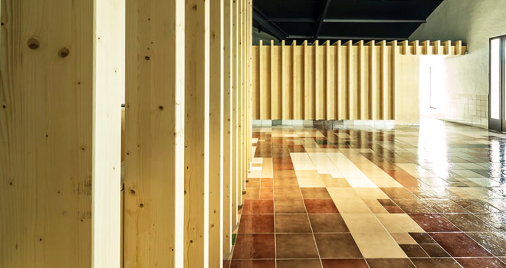 Architecture and renovation of Moullé restaurant by Rocamora design Elche Alicante Spain