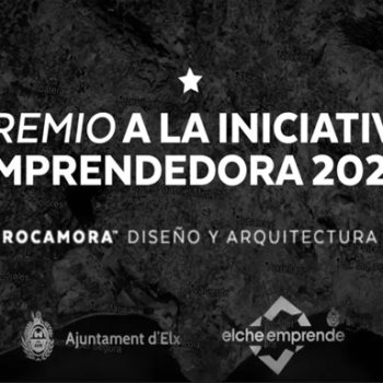 ROCAMORA DESIGN AND ARCHITECTURE AWARDED WITH THE 2020 ENTREPRENEURIAL INITIATIVE AWARD