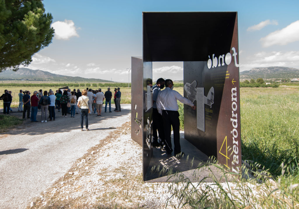 DESIGN OF THE EXHIBITION AND INTERPRETATION CENTER OF THE FONDÓ OF MONÓVER BY ROCAMORA DESIGN AND ARCHITECTURE ELCHE SPAIN